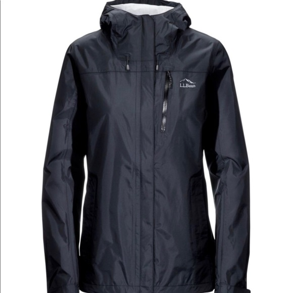 8ca692698da Black Women's Trail Model Rain Jacket